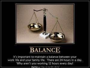 balance-is-important